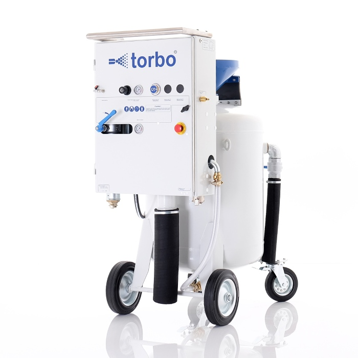 Hydropiaskarka Torbo XL