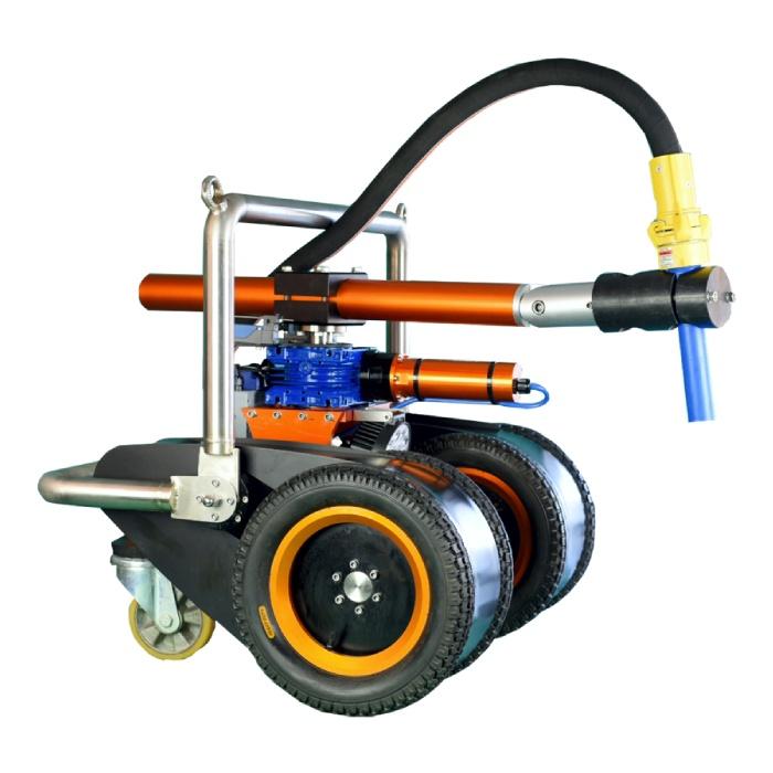 TorboMate magnetyczny robot do zdalnego piaskowania
